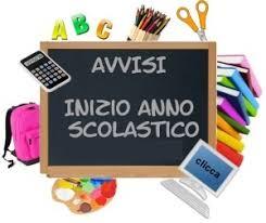 Scuola secondaria - inizio attività didattiche -  www.guidodonegani.edu.it